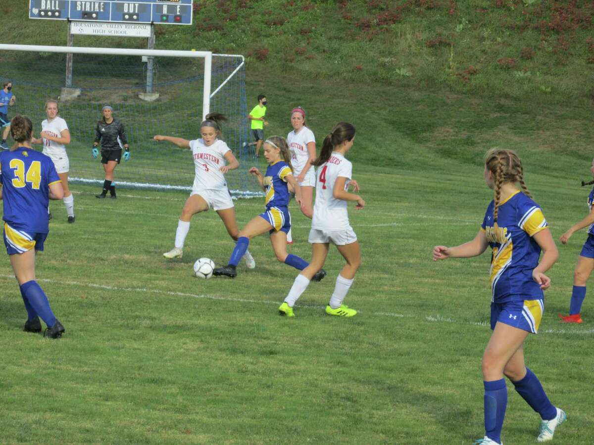 If anything, coronavirus lurking in the background made Housatonic more focused than ever in its win against Northwestern Monday at Housatonic High School.