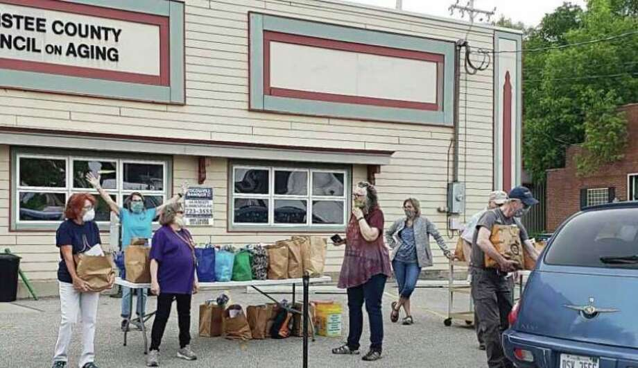 The Manistee County Council on Aging is requesting a millage renewal tofunditsregular obligations, as well as an increase to continue funding the Meals on Wheels program within the county. (Courtesy Photo/Jeanne Barber)
