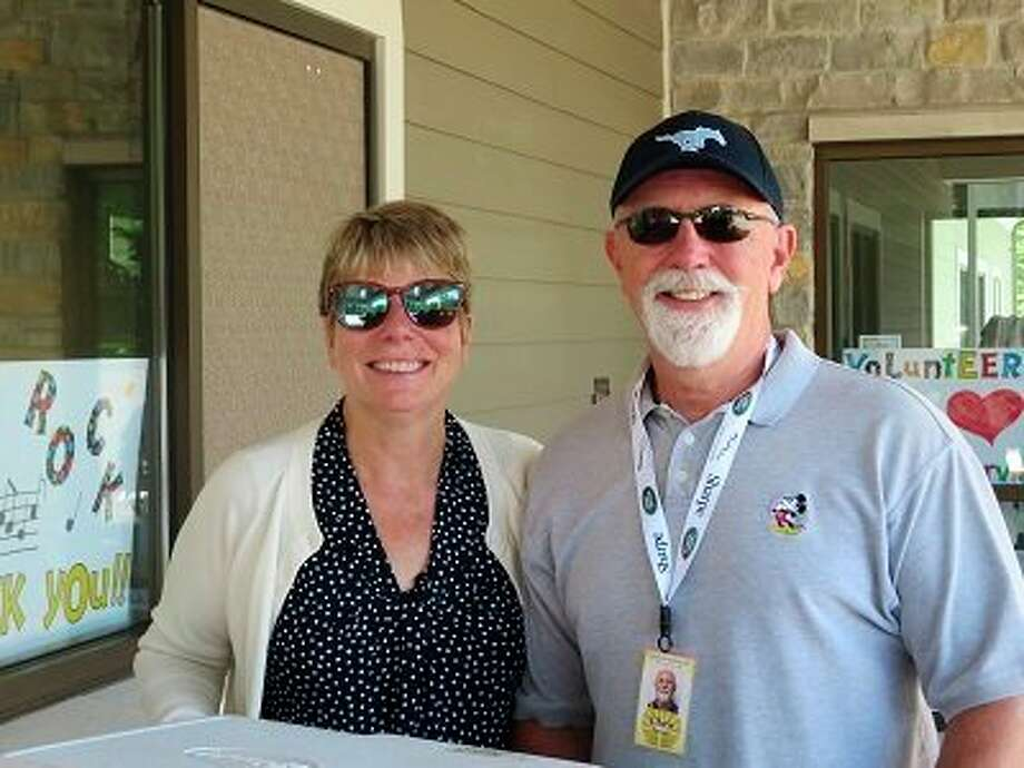 Chris and Sue Streeter have been chosen as Senior Services' Volunteers of the Month for October. (Provided Photo)