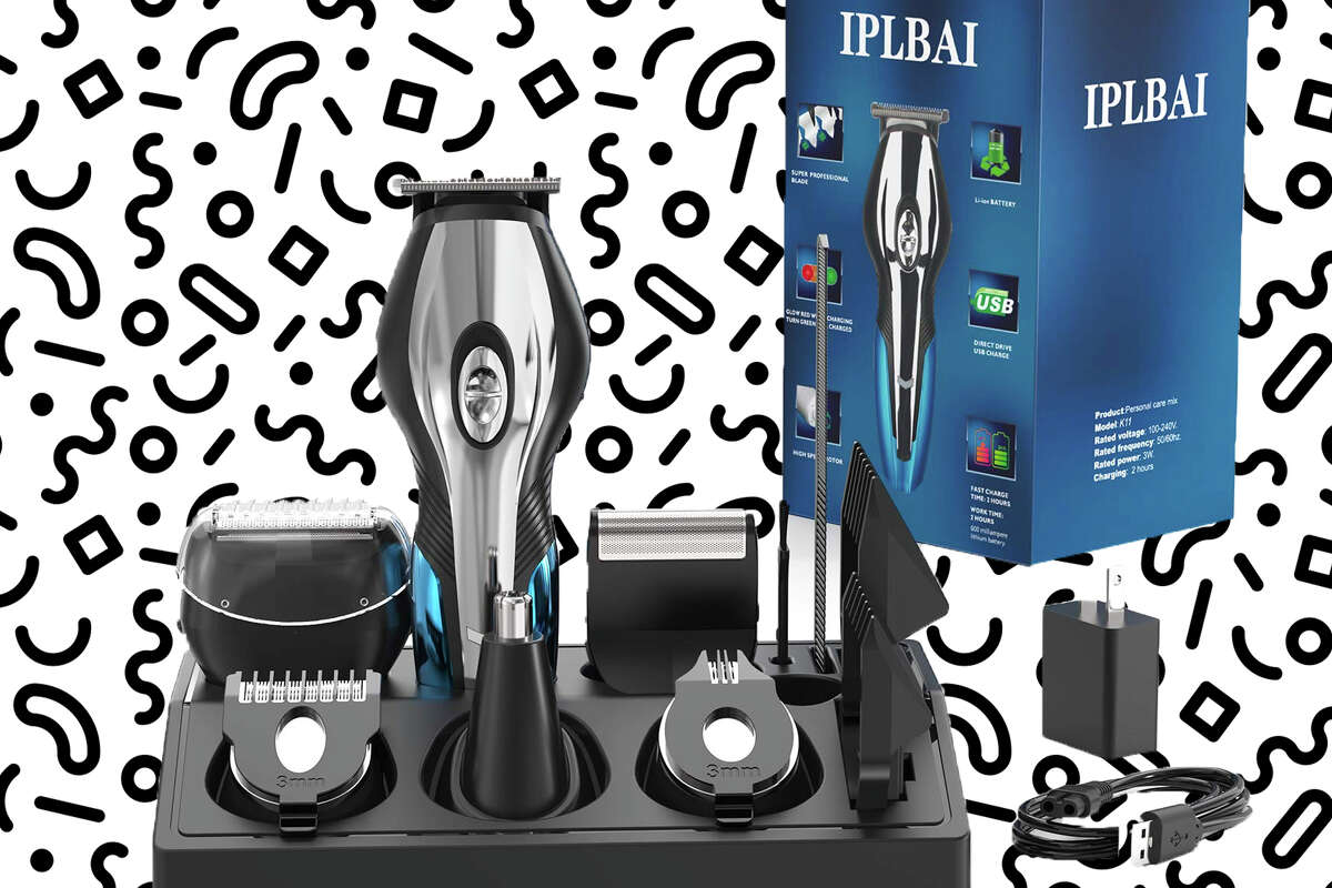 IPLBAI All-In-One Hair Clippers on Amazon