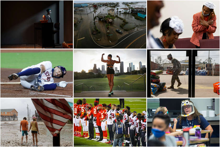 Houston Chronicle best photojournalism from Sept. 2020 Photo: Houston Chronicle Staff Photographers