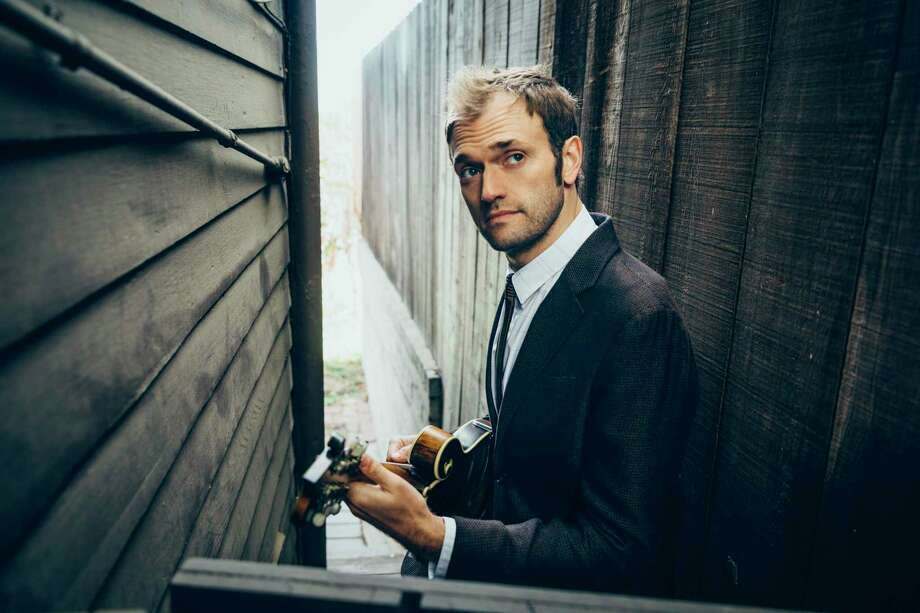 Chris Thile will perform two outdoor shows at the Ridgefield Playhouse on Oct. 10. Photo: Chris Thile / Contributed Photo / Josh Goleman