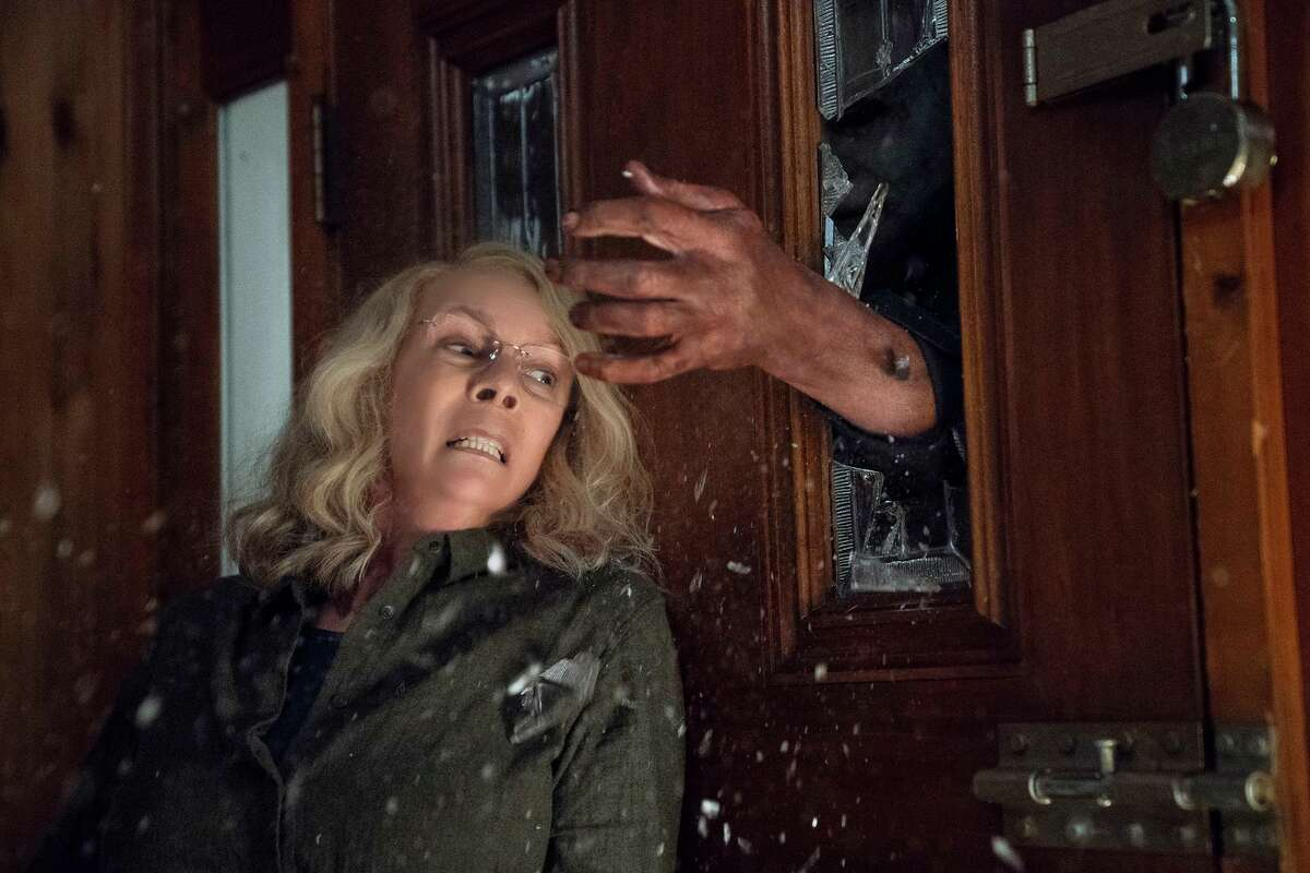 Jamie Lee Curtis returned to her iconic role as Laurie Strode in the 2018 sequel