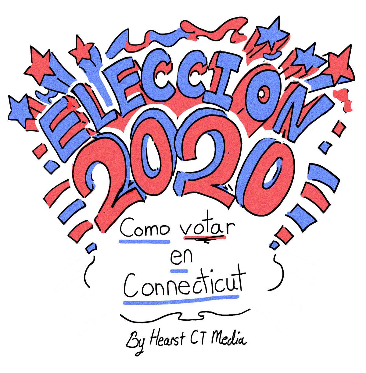 Una guía para votar en Connecticut en el año 2020...