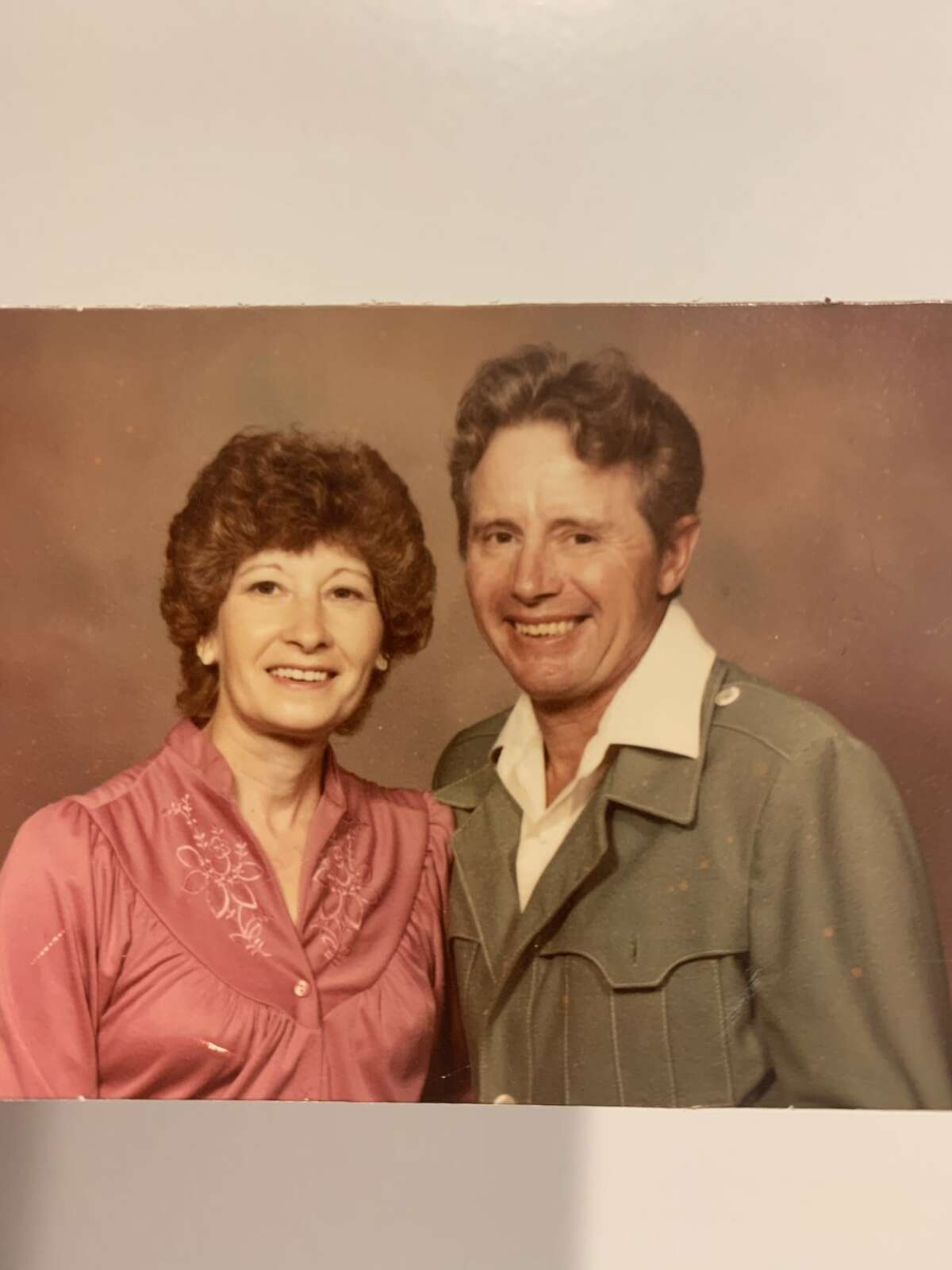 Left to right, parents of Jean Sommer, Betty Jean Kremer and Lorus Kremer.