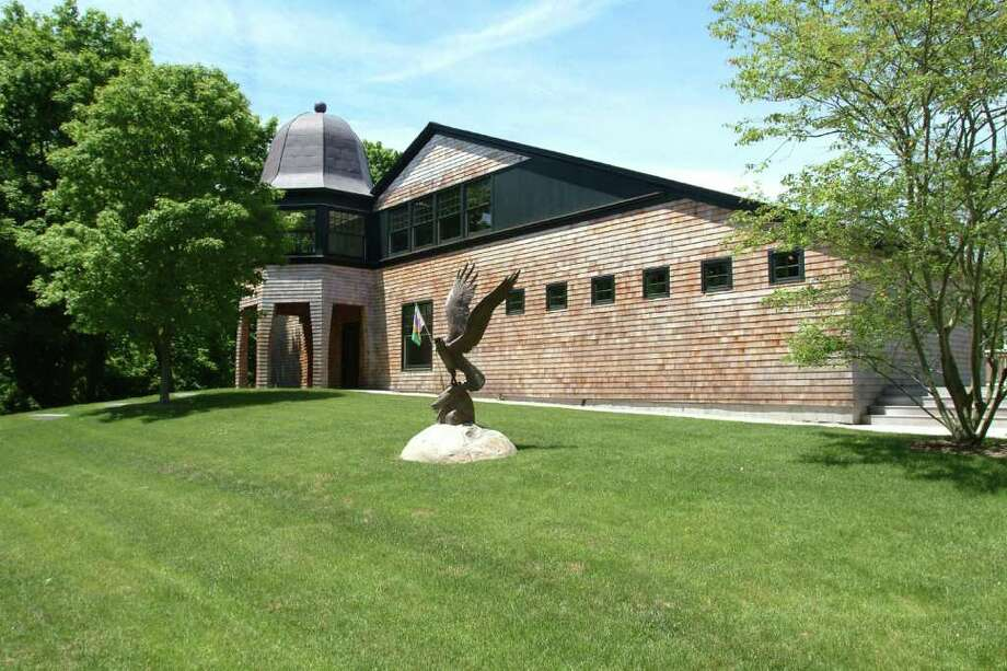 Henry L. Ferguson Museum, Fishers Island, NY. Photo: Contributed Photo/Andy Snow, Contributed Photo / Greenwich Time Contributed