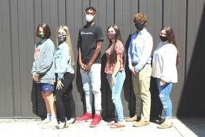 LC-M Freshman Homecoming Court