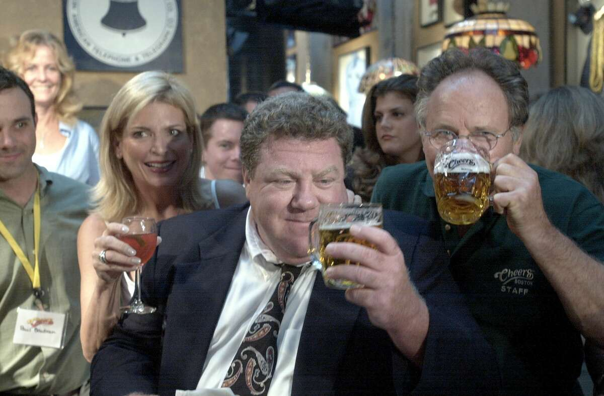 Actor George Wendt, known as Norm on the sitcom