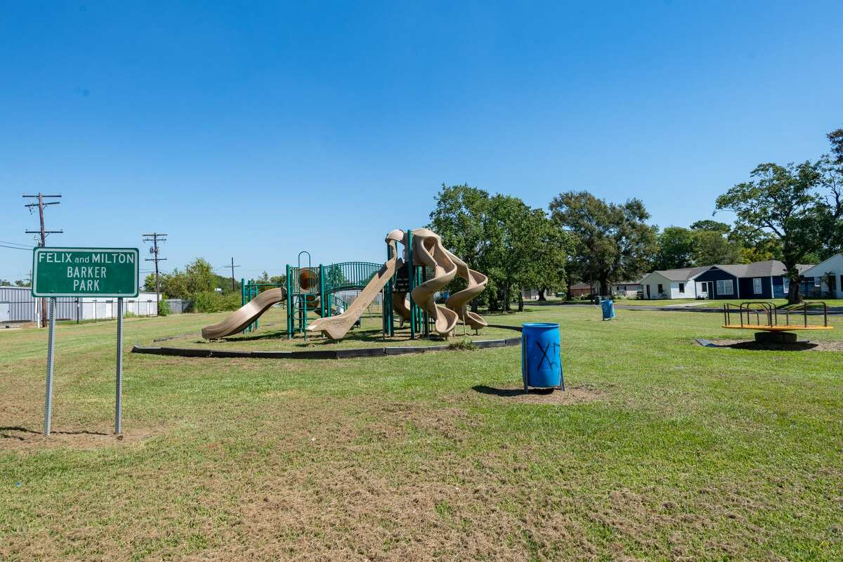 Felix & Milton Barker Park at 4801 Sixth Street in Port Arthur. Port Arthur voters will weigh in on the sale of six city parks during November's election. Photo made on October 06, 2020. Fran Ruchalski/The Enterprise
