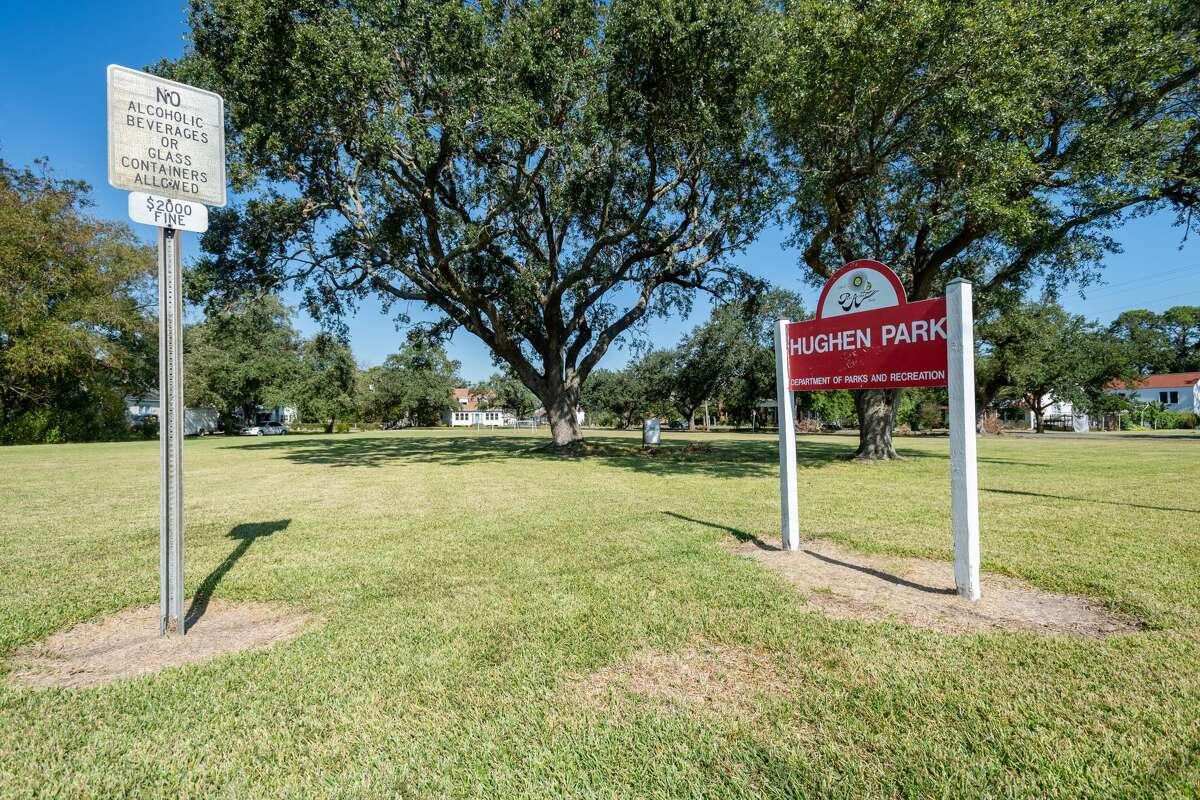 Hughen Park at 2749 Lakeshore Drive in Port Arthur. Port Arthur voters will weigh in on the sale of six city parks during November's election. Photo made on October 06, 2020. Fran Ruchalski/The Enterprise