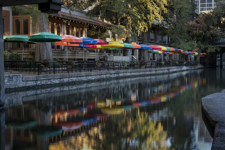 Image taken on the San Antonio Riverwalk
