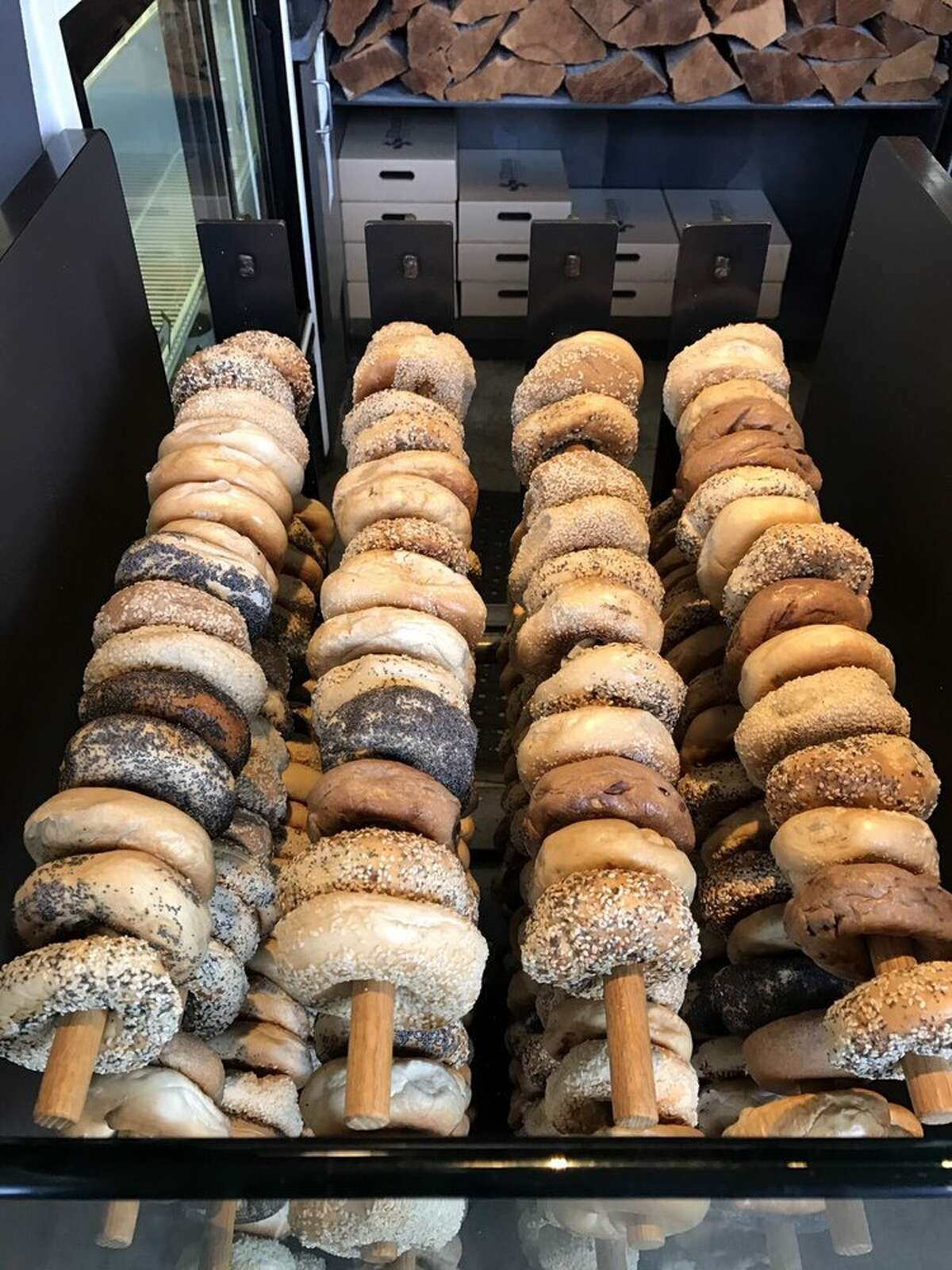 Nestled in three outposts across Seattle Center, Capitol Hill and Wallingford, Eltana is a local counter-serve chain featuring wood-fired bagels, sandwiches and Middle Eastern grub. According to one raving Google review, Eltana bagels are