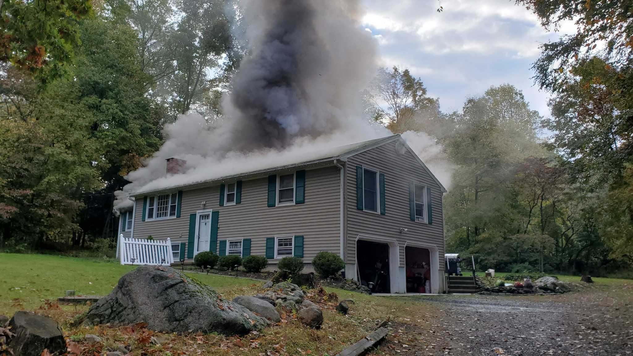 House Structure Fire