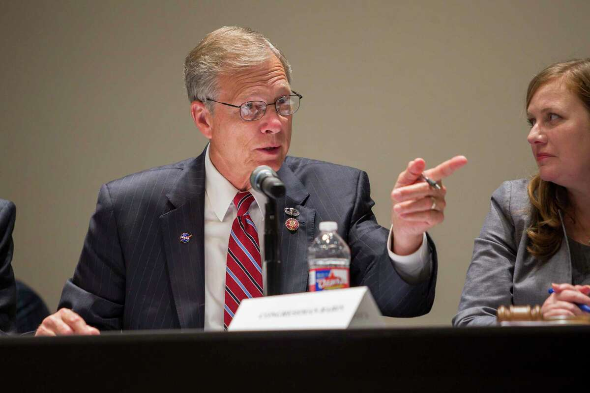 U.S. Rep. Brian Babin is the Republican candidate for U.S. House District 36.