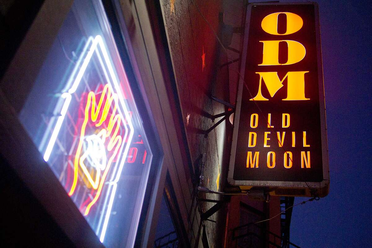 Old Devil Moon is at 3472 Mission St. in San Francisco. The bar is celebrating its four-year anniversary Oct. 7-Oct. 18, 2020.