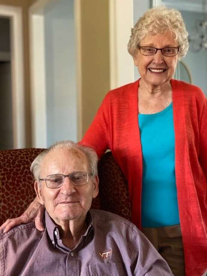 Loren and Norma Klaus