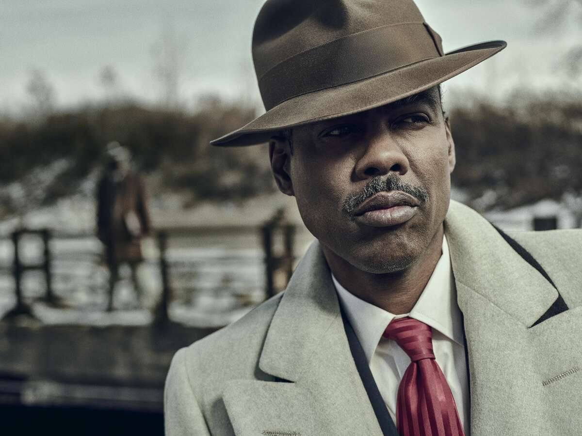 Chris Rock as Loy Cannon in season four of the FX show