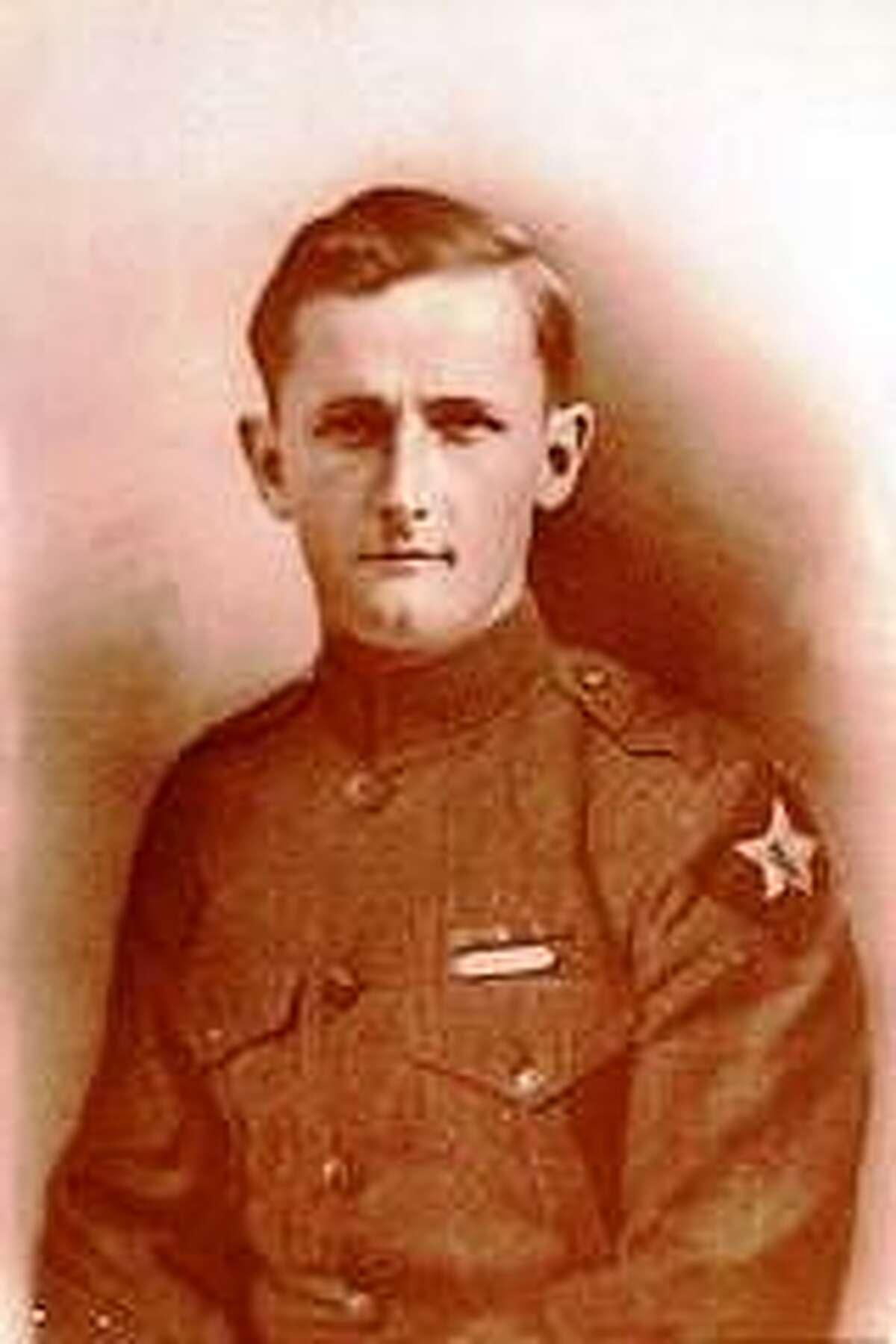 Post 86 namesake James B. Whipple, killed in action in France, June 3, 1918.