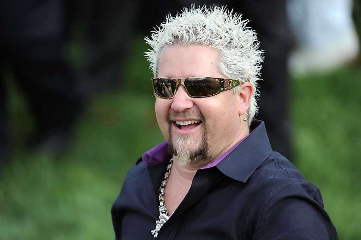 Celebrity chef Guy Fieri attends the 137th Kentucky Derby at Churchill Downs on May 7, 2011 in Louisville, Kentucky