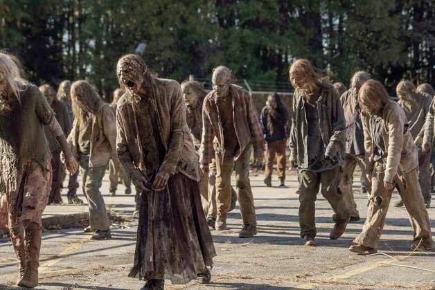 The Walking Dead (Season 10) Available on Netflix July 26 Photo: Jackson Lee Davis /TNS / AMC
