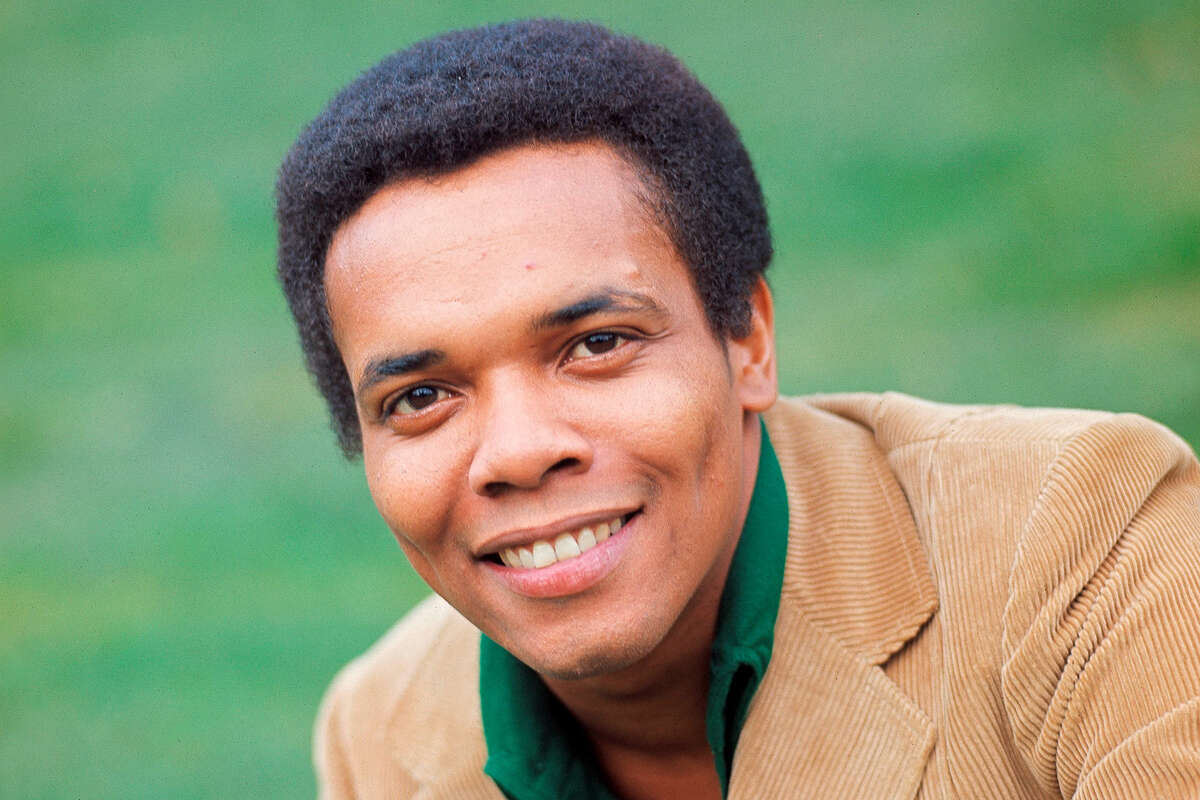 Singer-songwriter Johnny Nash rose to fame with his hit song