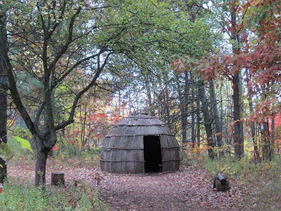 Sunday, Oct. 11: Autumn at the Wigwam is set for 2 to 5 p.m. at Chippewa Nature Center. Ojibwas lived seasonally near the Pine River for hundreds of years. (Photo provided/Chippewa Nature Center)