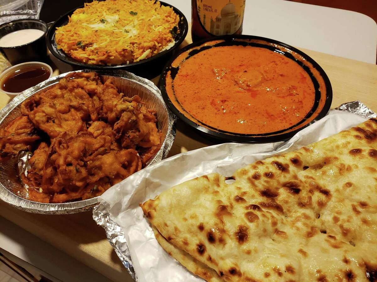 Experiencing Indian culture through food with this takeout from The Naan in Westport.