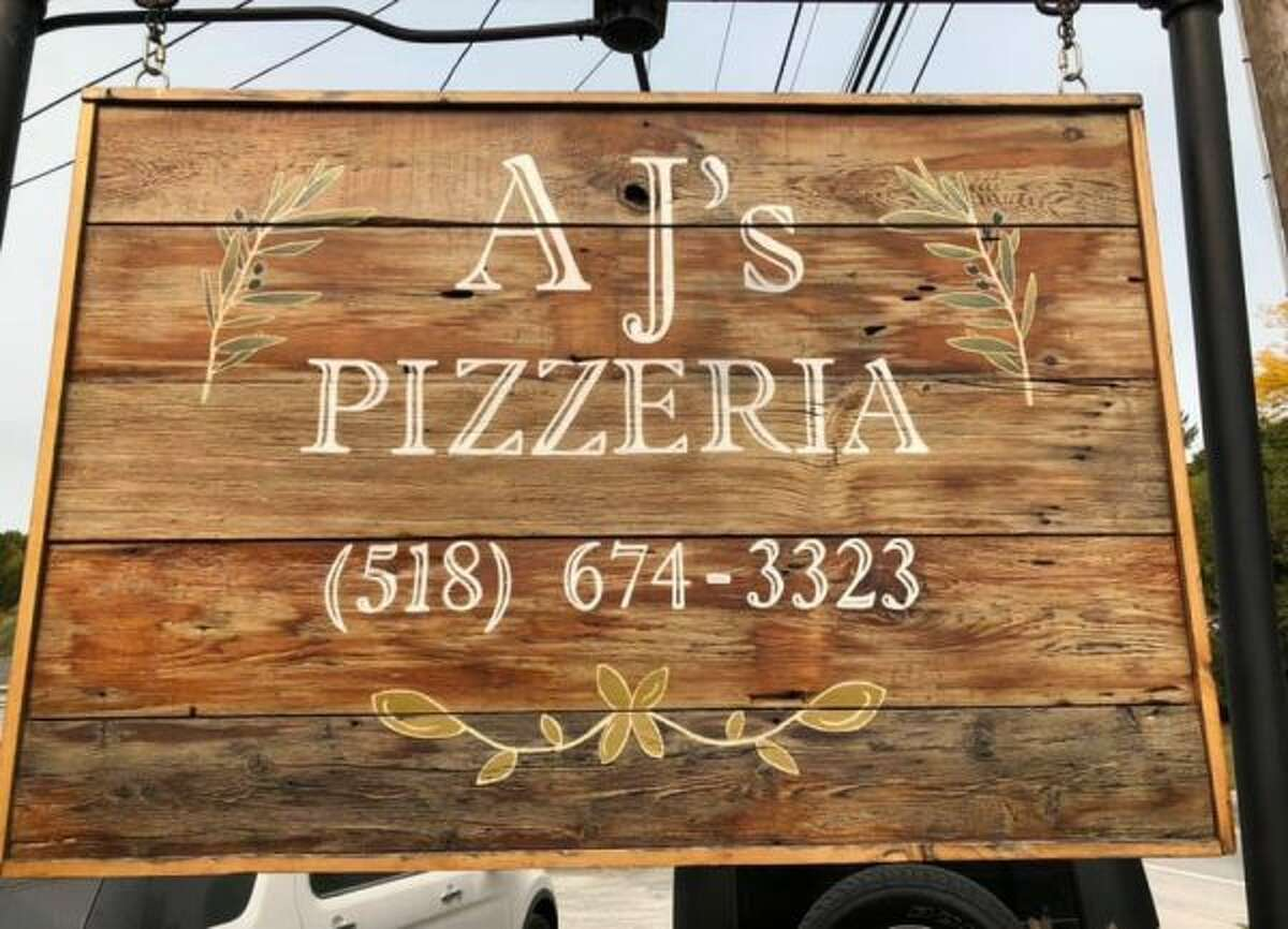 AJ's Pizzeria in West Sand Lake will close after service on Sunday, Oct. 18.