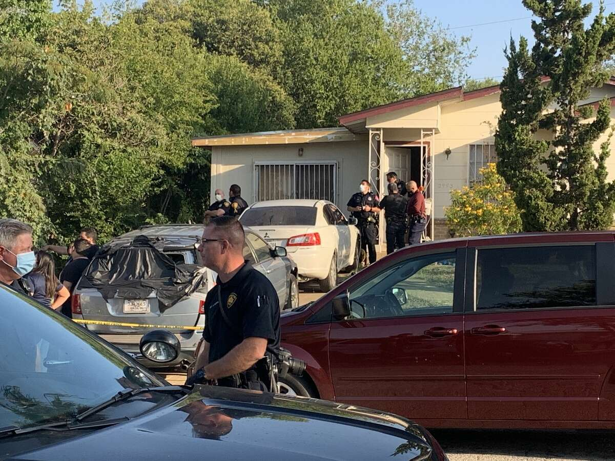 San Antonio police are investigating a fatal shooting Wednesday on the South Side.