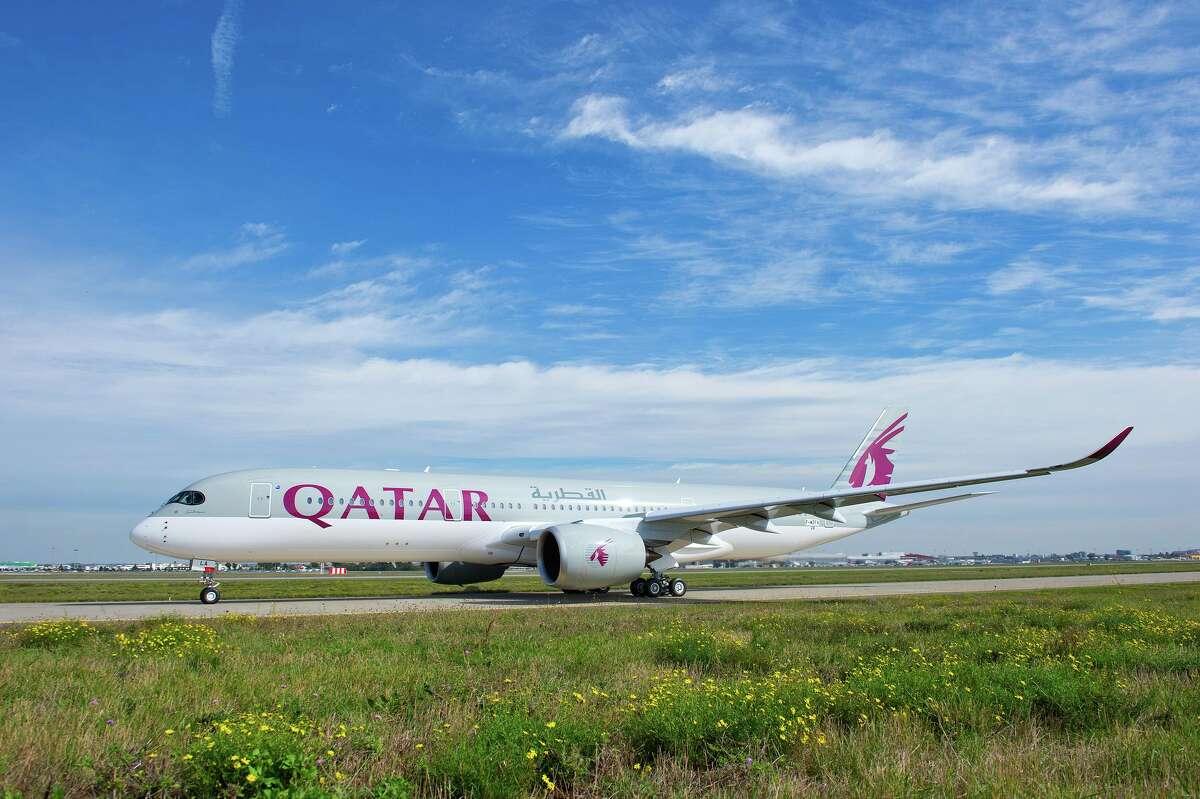 Qatar Airways will use an Airbus A350-900 on its SFO-Doha flights starting Dec 15.