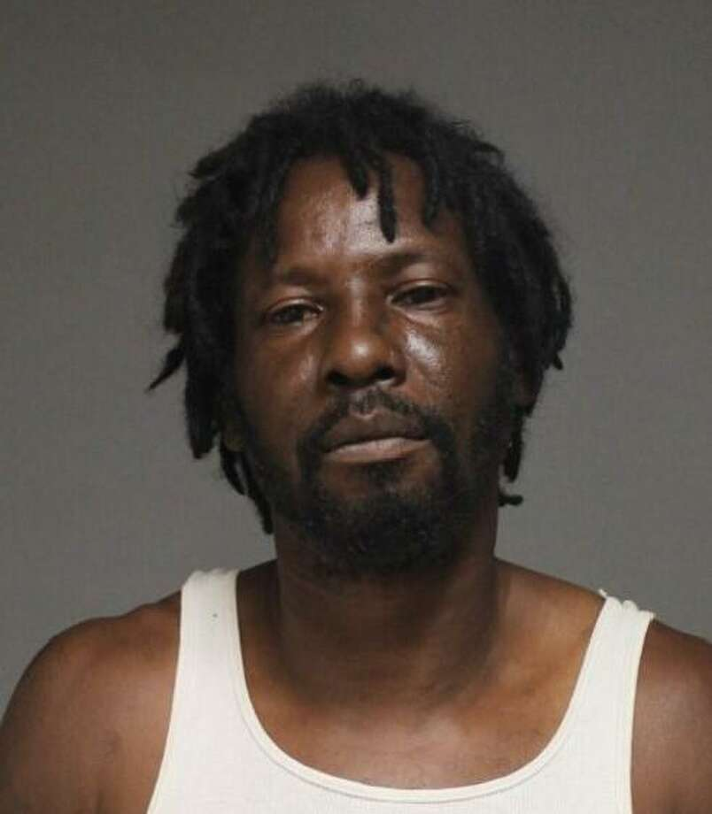 William Brunson, a 49-year-old Fairfield resident, was arrested and charged for allegedly threatening his girlfriend at her place of work. Photo: / Fairfield Police Department
