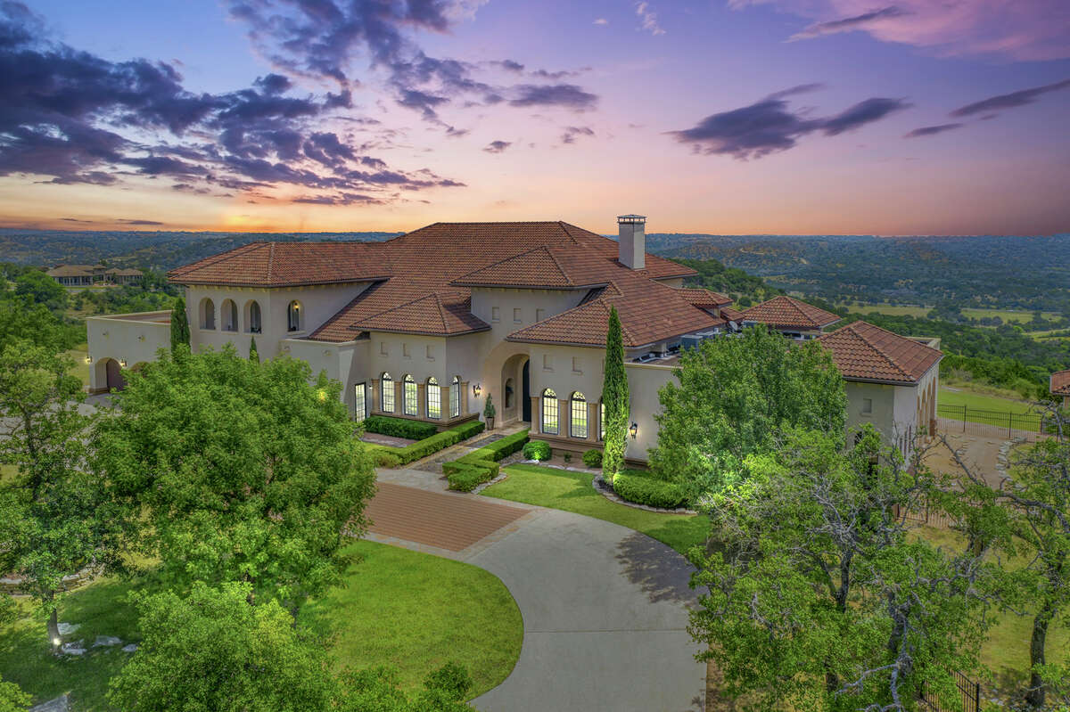 Texas Hill Country Estate Set for October 27th Interluxe.com Auction