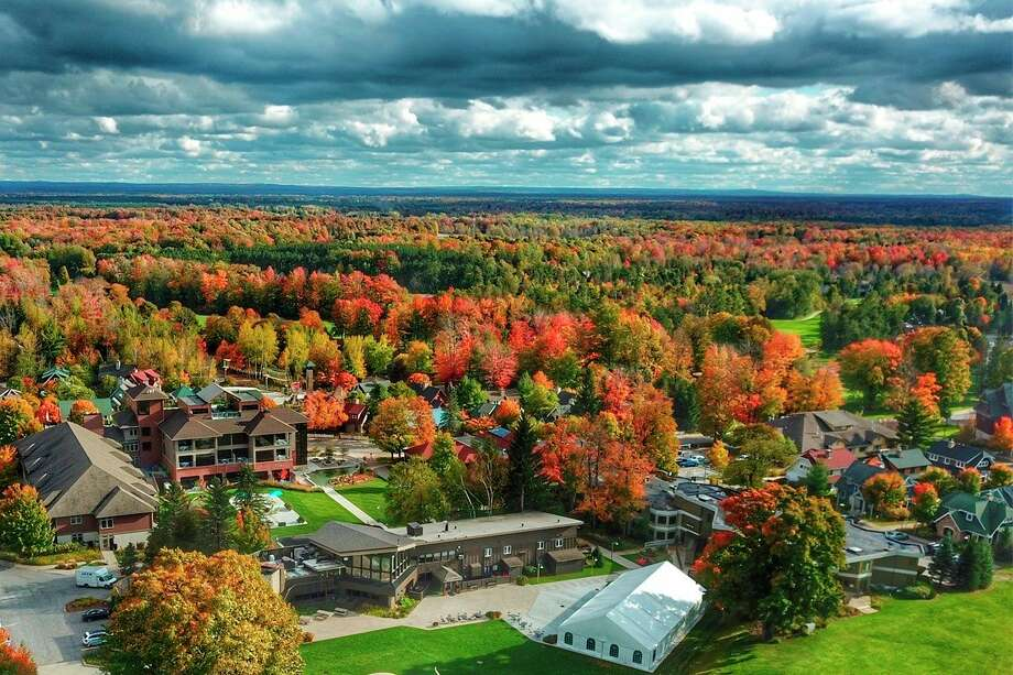 Crystal Mountain Resort and Spa has a variety of activities available for the whole family in the fall. (Courtesy Photo)