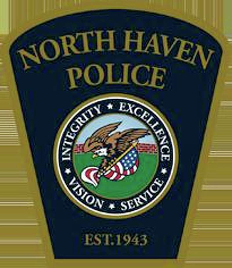A badge representing North Haven police. Photo: Contributed Photo / / Connecticut Post