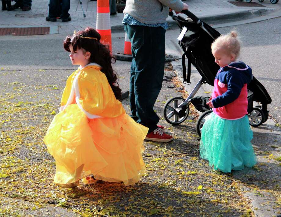While the Village of Barryton reminds residents the decision is ultimately up to them, Big Rapids residents are already taking Halloween into their own hands, as a trunk-or-treat is set to take place down Michigan Avenue on Oct. 31. Featured is a photo from last year's Fall Fest. (Pioneer file photo)