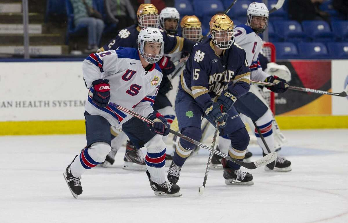 Quinnipiac freshman Ty Smilanic was the 74th overall selection, going to the Florida Panthers, in the 2020 NHL draft.