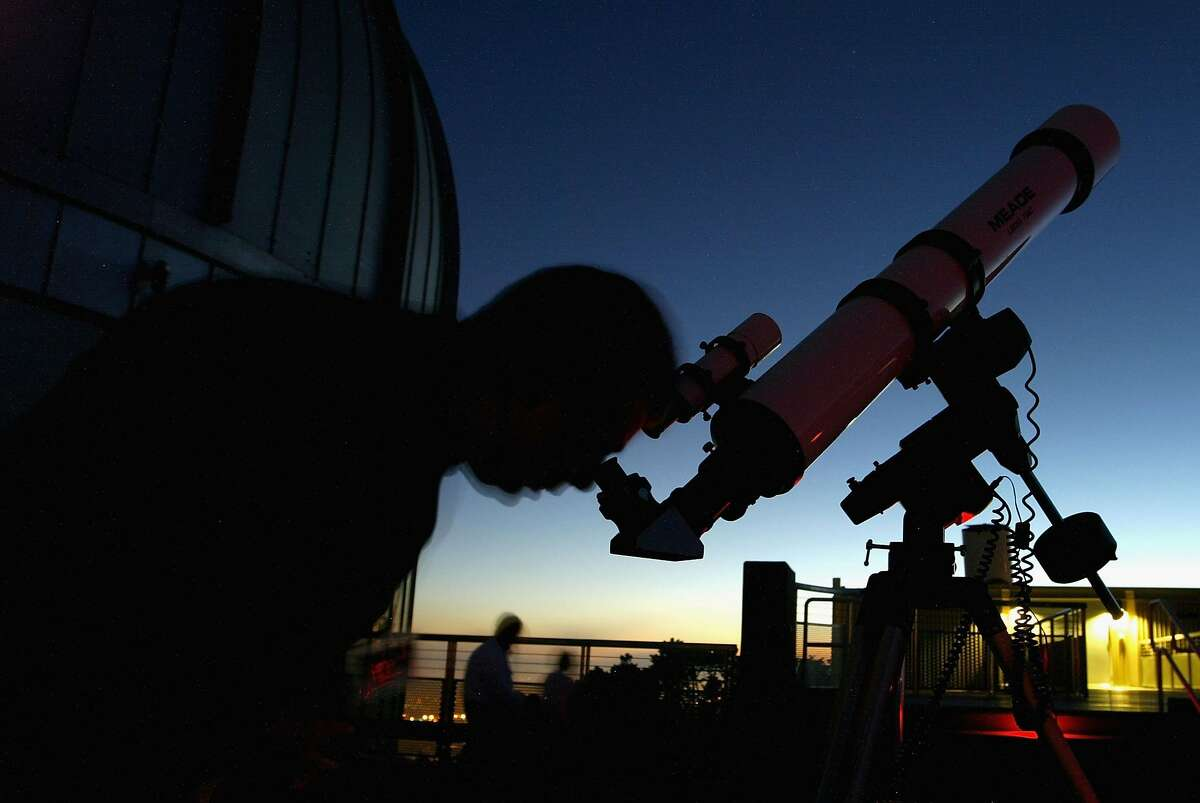 Get help in exploring the wonders of our solar system through the three telescopes at the Chabot Space & Science Center in Oakland.