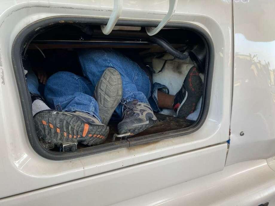 Photo: Courtesy Photo /U.S. Border Patrol