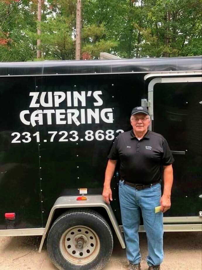 After retiring as assistant manager at Oleson's Market, Jerry Zupin started his own catering business in 2009. (Courtesy photo)