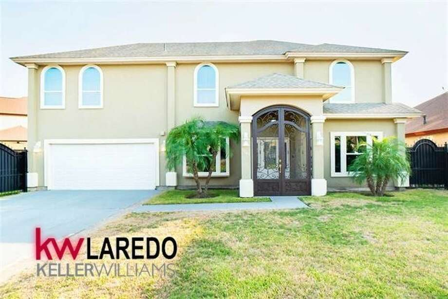 3143 Dos Reales. Click on the link for more information. BEDS: 4BATHS: 3 Wonderful 4 bedroom 3.5 bath home located in a desirable area of town. This home features a large backyard in a calm gated community. Make your appointment today Garage: Double Attached Subdivision: San Isidro-Los Agaves AMENITIES: Large Master Bedroom, Walk-In Closet, Washer & Dryer Hookups, Sprinkler System Front, Sprinkler System Back Erica Reyna : (956)333-1049 | Keller Williams Laredo | EricaReyna@kw.com Photo: Erica Reyna