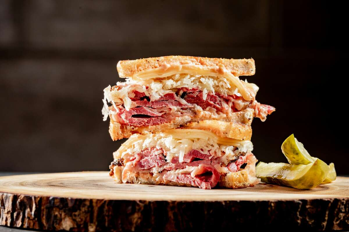 Mark 'n Mike's is the newest San Francisco pop-up brought by One Market. It's menu offerings pay homage to classic New York delis.