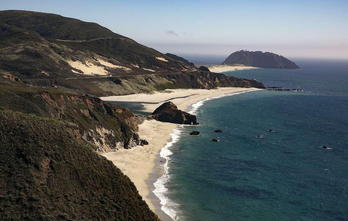 Gov. Gavin Newsom set a target to preserve 30% of California's coastal waters.