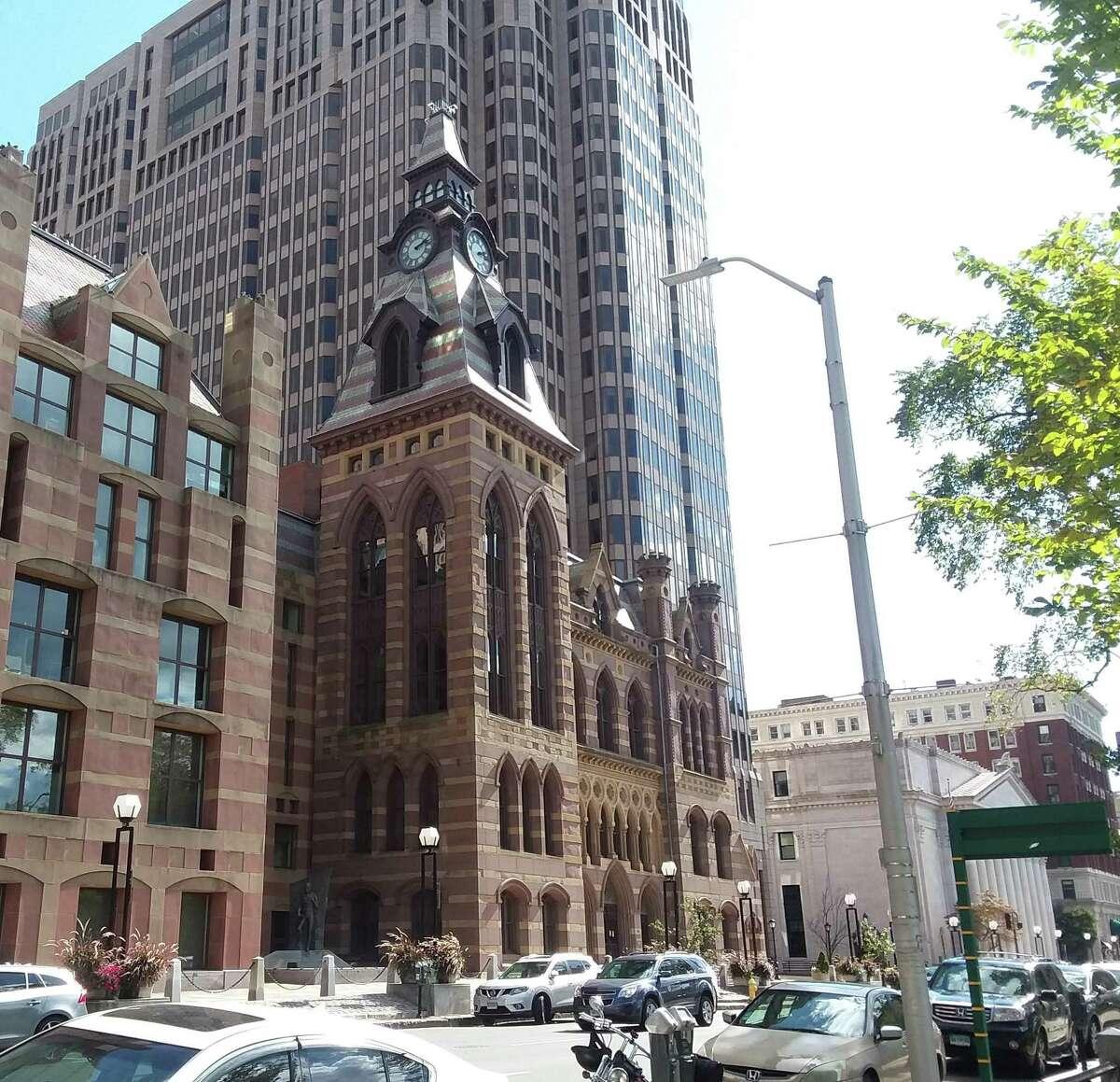 New Haven City Hall