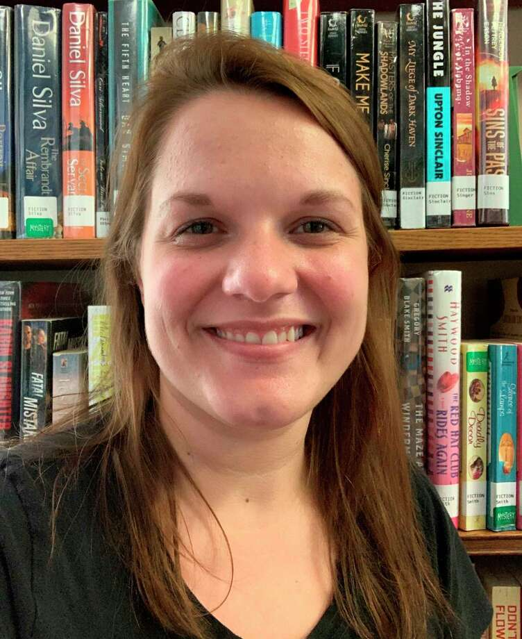 Becca Brown, Manistee County Library