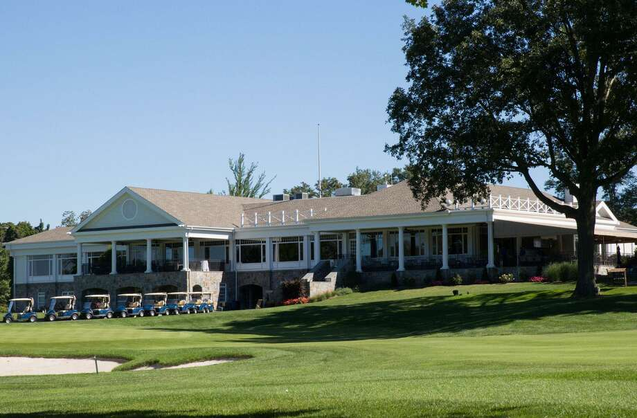 Even though Connecticut's Phase 3 reopening would allow it to hold weddings for up to 100 guests, Rolling Hills Country Club in Wilton has canceled all 2020 events until 2021. Photo: Rolling Hills Country Club Photo