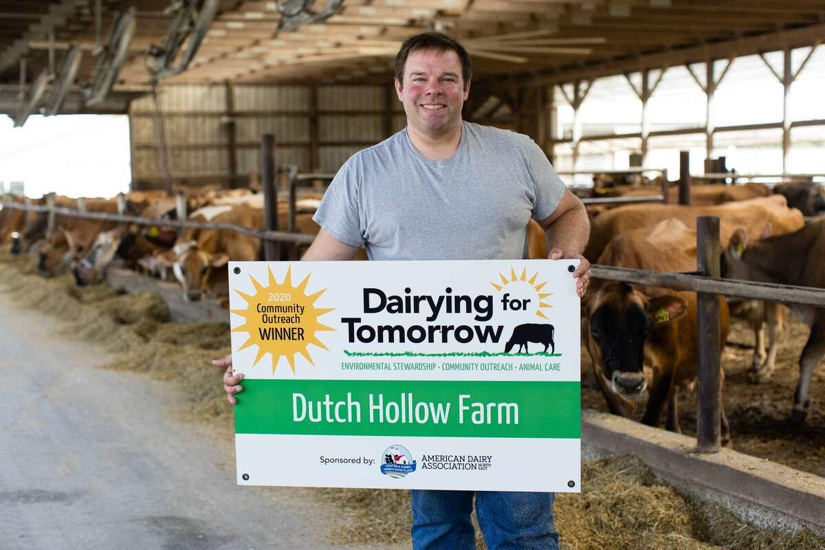 Dutch Hollow Farm's Nate Chittenden