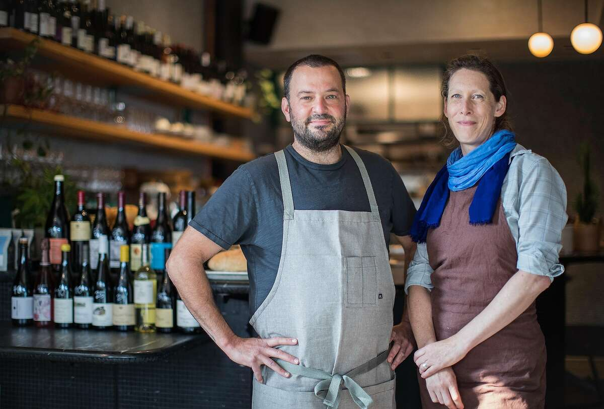 Anchovy Bar owners Stuart Brioza and Nicole Krasinski also own Michelin-starred State Bird Provisions and the Progress.