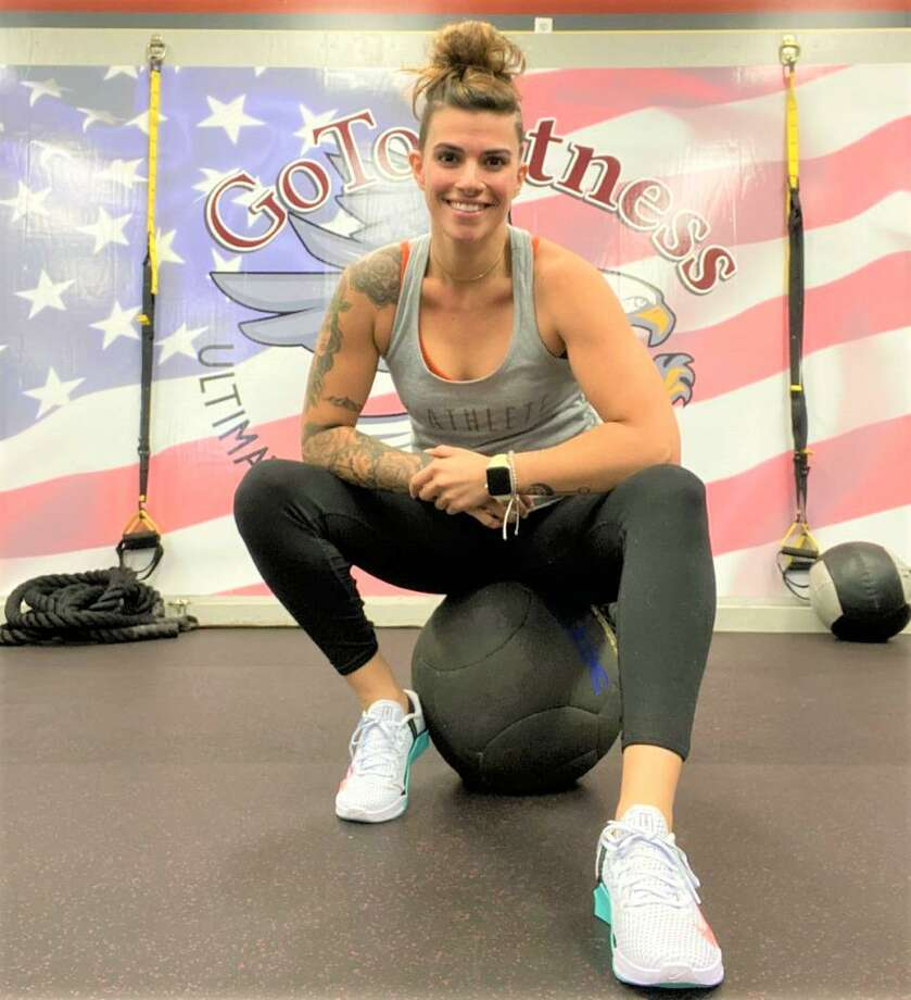 Taylor Arrigoni owns Middletown's GoToFitness Ultimate Training Center at 1385 Newfield St., as well as the new one at 336 Marlborough St. in Portland. Photo: Contributed Photo / Taylor Arrigoni