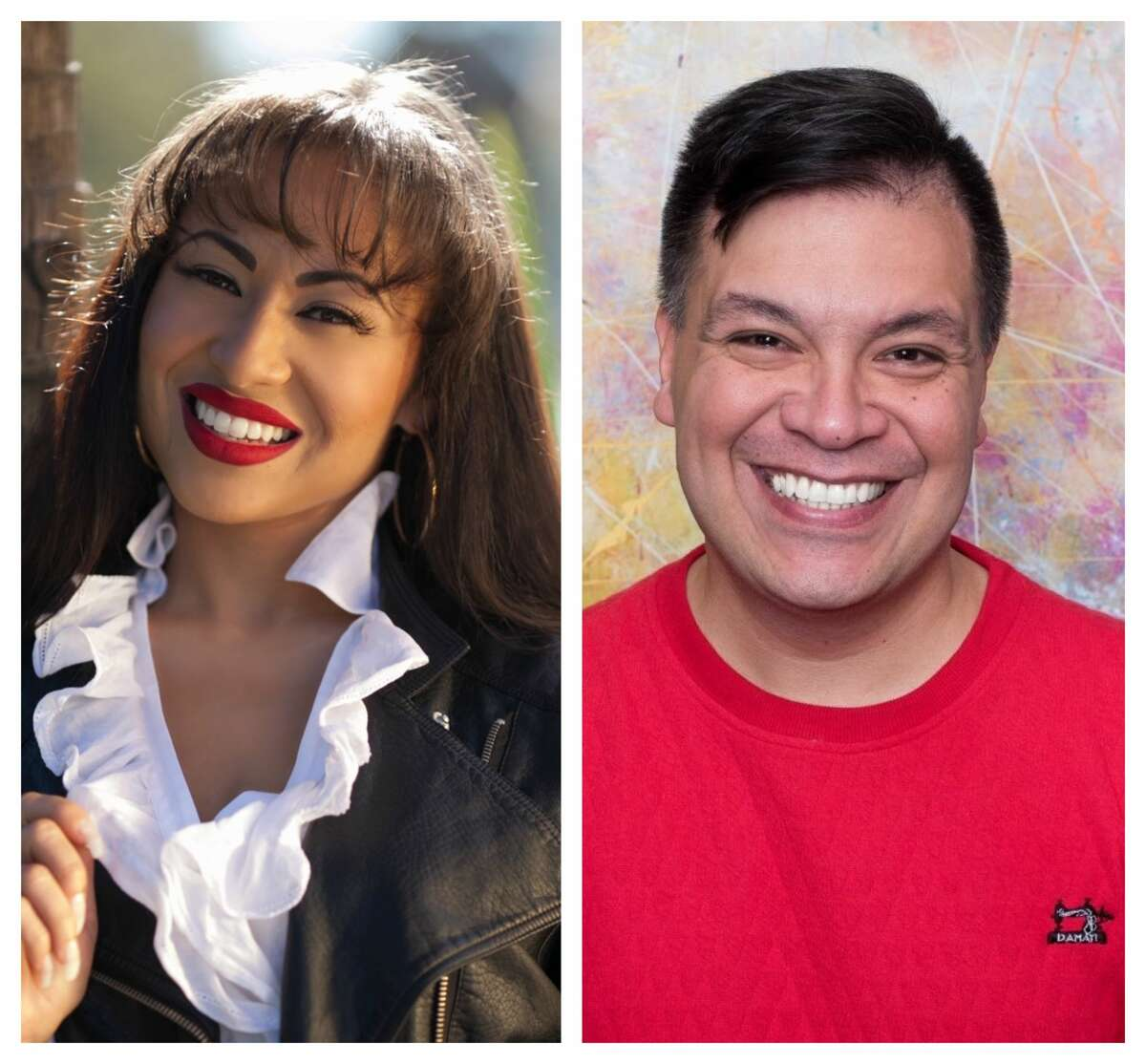 The Joy Hour welcomes Amanda Solis, a recording artist and Selena tribute artist, Houston Chronicle music critic Joey Guerra at 4 pm. Sunday.