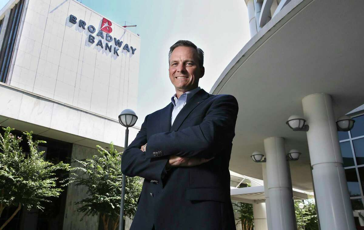 Broadway Bank CEO and President David Bohne said 35 percent of new checking and savings accounts are opened online.